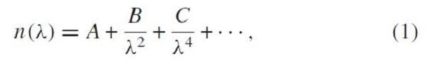 柯西模型确定介电层的折射率系数和膜厚-丰通丰创